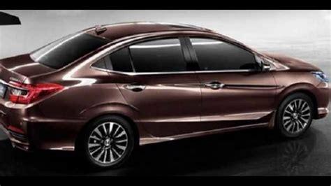 Honda City New Model 2018 by The 2018 All New Honda City