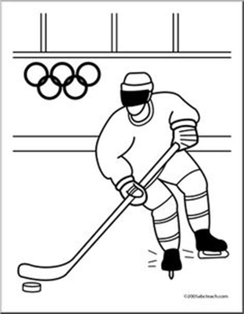 olympic hockey coloring pages olympic coloring pages olympic hockey coloring page the