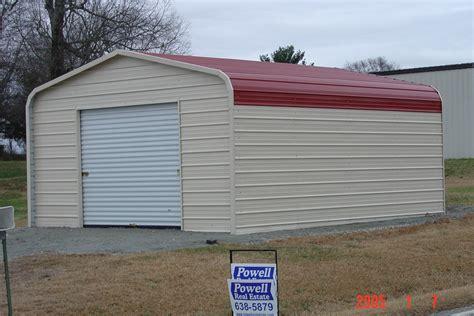 Garages Prices by Metal Garages Virginia Va Prices