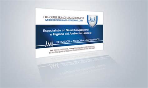 Dr Health And Mba Title by 20 Business Cards Design Exles Designmodo