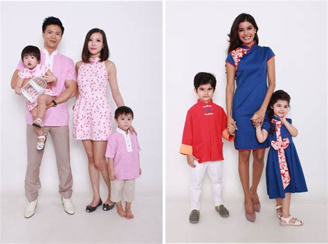 new year clothes singapore where to buy matching for the whole family