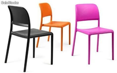 chaises de couleur chaise en r 233 sine de couleur riva bistrot