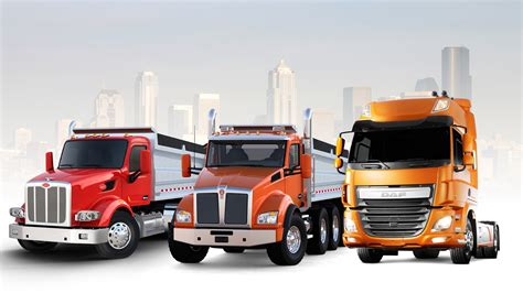 paccar kenworth paccar reports increased third quarter revenues and