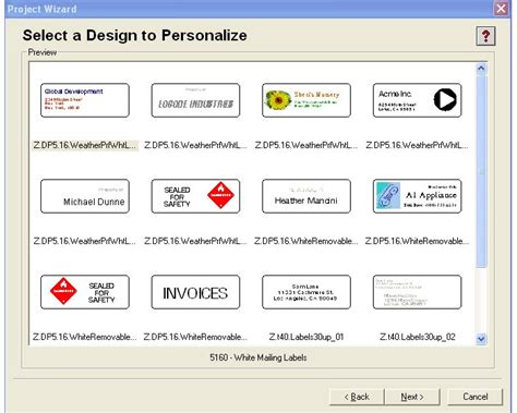 Avery Design Pro Vorlage How To Find A Template In Avery Designpro For Pc