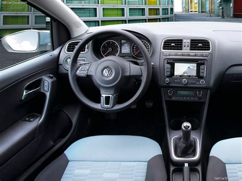 Volkswagen Polo 2010 Interior World Activity