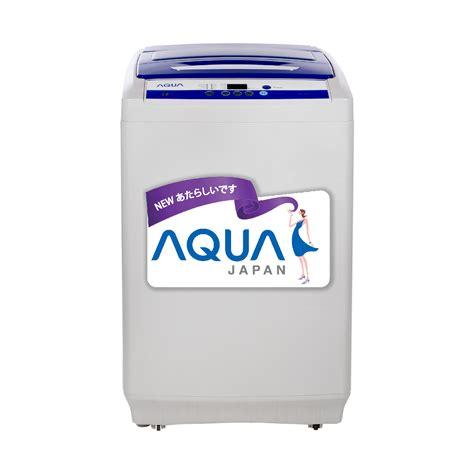 Mesin Cuci Aqua Japan Otomatis kredit murah produk mesin cuci aqua japan aqw 89xtf