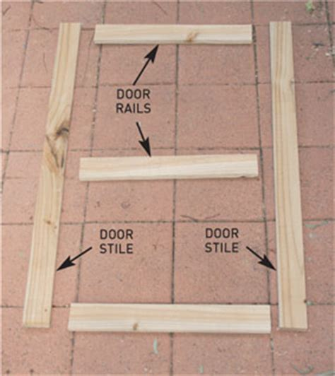 how to build a wood with doors pdf how to make a wood door plans free