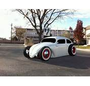 Bug Beetle Rat Rod Volksrod Custom Vocho 1963 Volkswagen