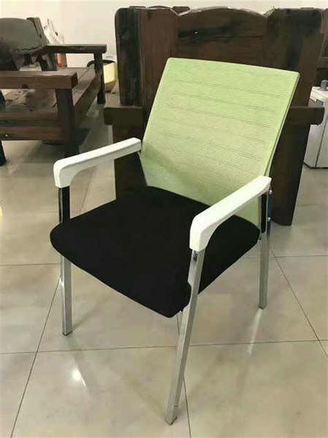 china wholesale mesh conference visitor chair boardroom office seating  casters office