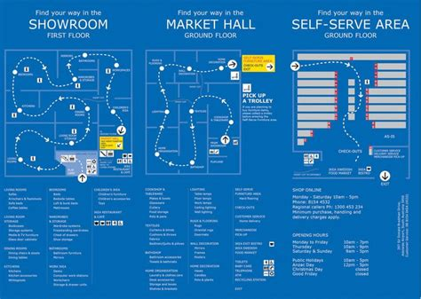 layout strategy of ikea ikea self service layout roadrunner pinterest
