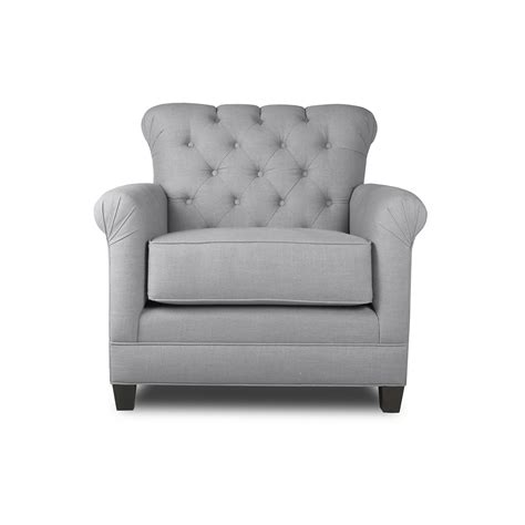 La Jolla Theater With Recliners by La Jolla Tufted Linen Chair South Cone Home Furniture
