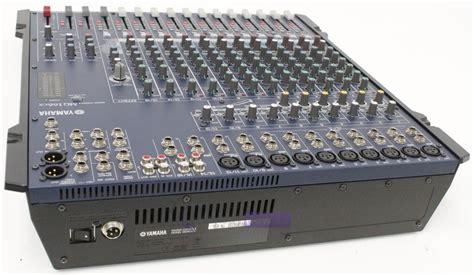 Mixer Yamaha Mg166cx Usb 10 Input Mic yamaha mg166cx mixer whybuynew