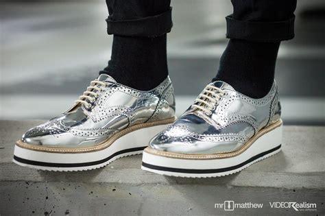Www Zalando De Schuhe by Metallic Plateau Bl 252 Cher Schuhe Fashion Week