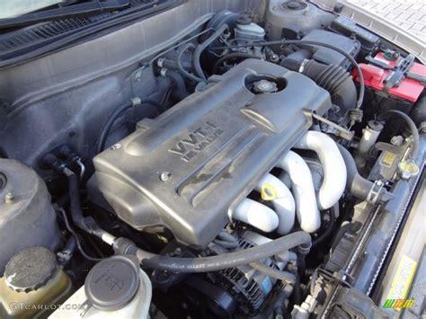 2001 Toyota Corolla Engine 2001 Toyota Corolla Ce 1 8 Liter Dohc 16 Valve Vvt I 4
