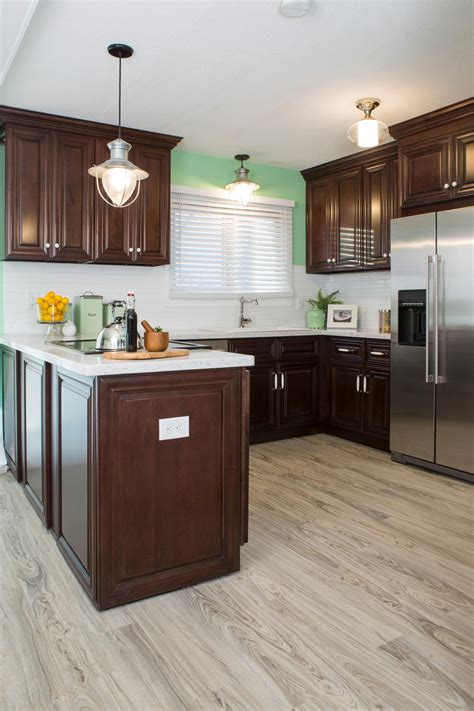 mint kitchens photo page hgtv