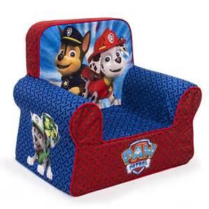 Paw Patrol Room Decor Nick Jr Paw Patrol Comfy Chair Toys Quot R Quot Us