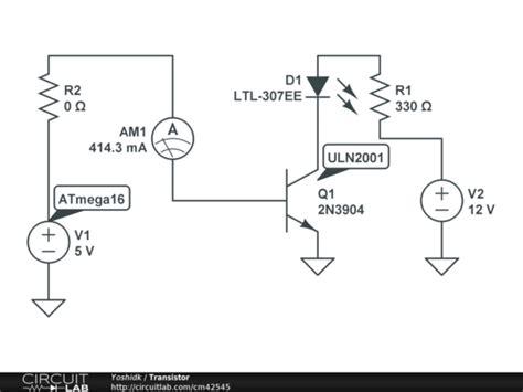 current limiting resistor in transistor base current limiting for transistor base