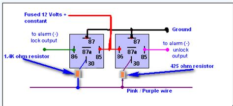 warlock car alarm wiring diagram 32 wiring diagram