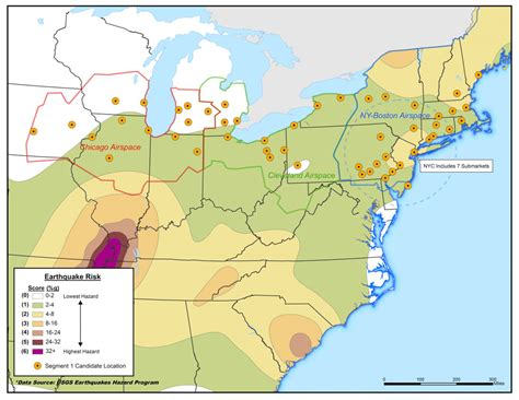 earthquake risk maps wdg consulting
