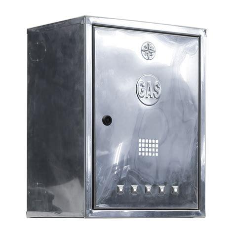cassette contatori gas 065 cassetta acciaio inox per contatore gas
