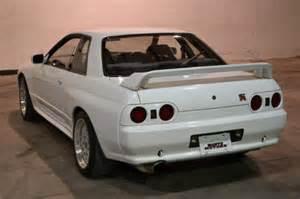 Nissan Gtr White For Sale 1989 Nissan Skyline Gtr Cristal White Rb26dett For