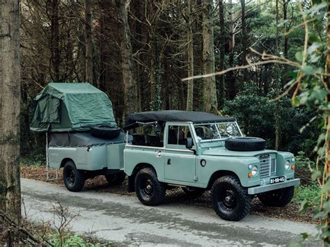 land rover series 3 land rover series iii adventure rig