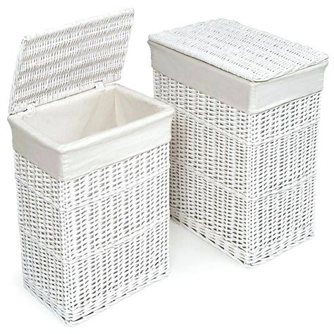 Wooden Laundry Baskets With Lids Full Size Of 3 Argos Laundry