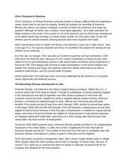 S Thompson Essays by The Wears Prada Analysis The Wears Prada Bobby Rutland Prof Shirley Wilson
