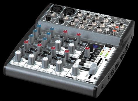 Mixer Behringer Xenyx 1002fx behringer xenyx 1002fx mixer getinthemix