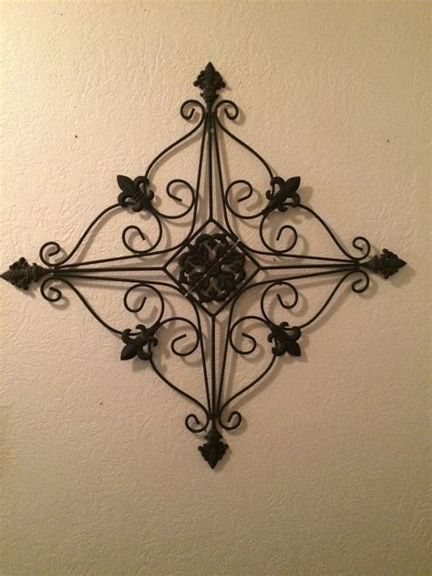 outdoor wrought iron wall decor 15 best images about wall decor on wrought