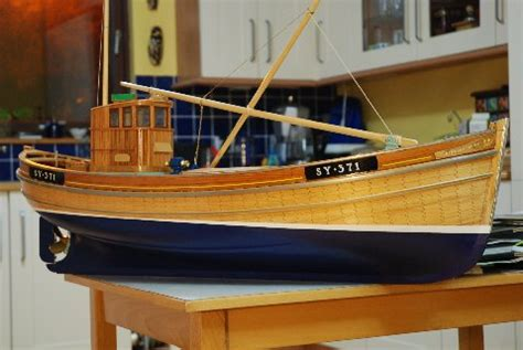 danish fishing boat names a beautiful model of a ring netter intheboatshed net