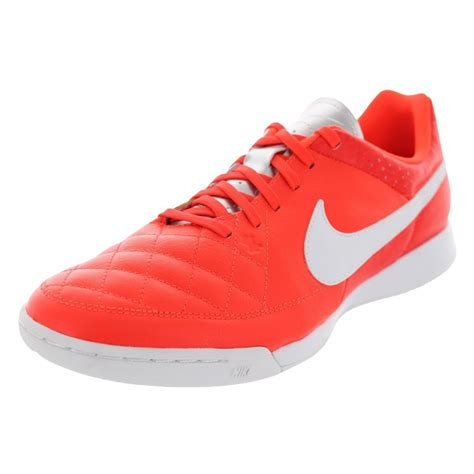 indoor sports shoes nike tiempo genio leather ic mens indoor soccer shoes