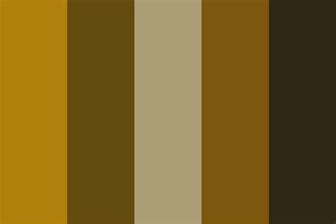carmelita color palette