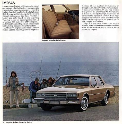 old car repair manuals 1983 chevrolet caprice user handbook 1982 chevrolet 08 jpg