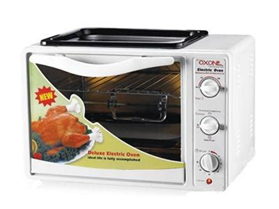 Oxone Ox 858 Oven Elektrik 2 In 1 electronic city oxone oven 2 in 1 white ox 858br