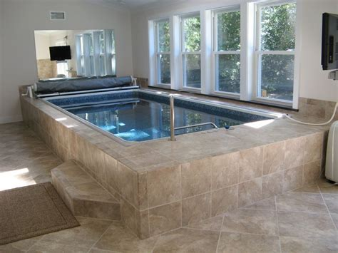 swim at home year round with an indoor endless pool