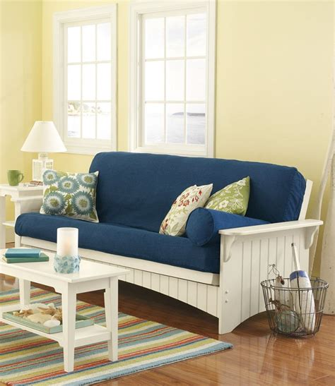 cottage futon pin by laurie ress on home scape pinterest