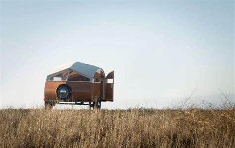 hutte hut trailer dome inspired teardrop cer h 252 tte hut