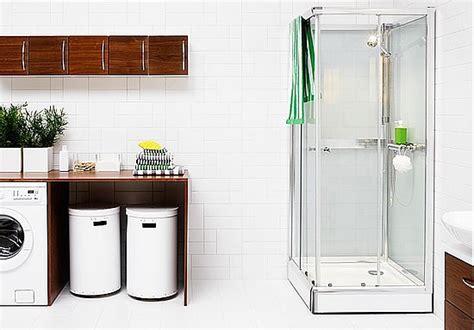 tips  design bathroom laundry room  decorative
