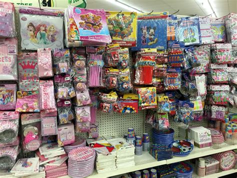store themes party 19 things you should always buy at the dollar store or