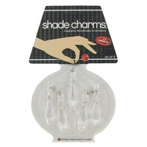 magnetic l shade jewelry shade charms are magnetic lshade ornaments that attach