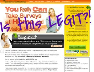 How To Find Legitimate Surveys For Money - how to conduct a survey on facebook legit websites to do