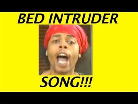 Bedroom Intruder Song | bed intruder song now on itunes
