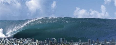 Tsunami Also Search For Tsunami Scary Real Stuff Waves And Search