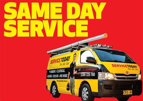 Same Day Service Plumbing by True Local Service Today Plumbing Electrical Heating