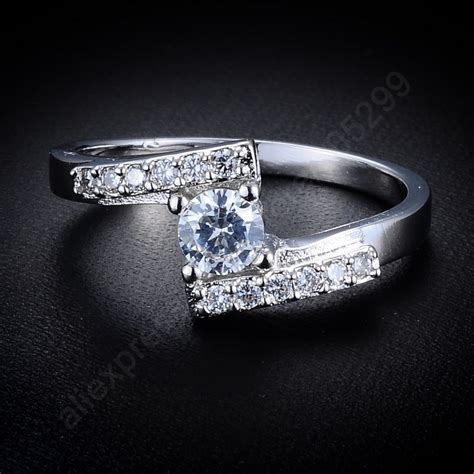 2015 luxury 925 sterling silver jewelry cubic