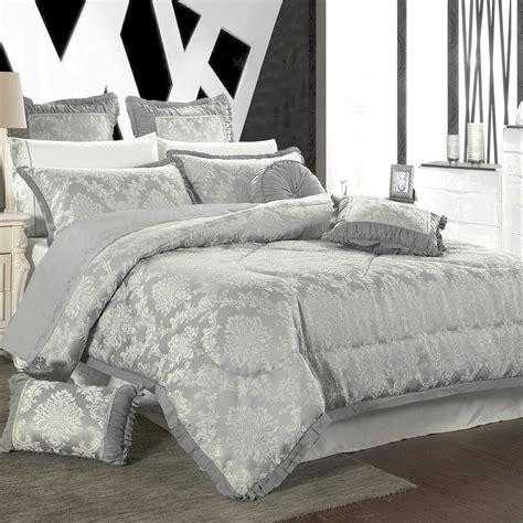 Fog Comforter by 11 Pieces Luxury Comforter Set Fog City