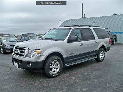 2007 Ford Expedition by 2007 Ford Expedition Max Reviews