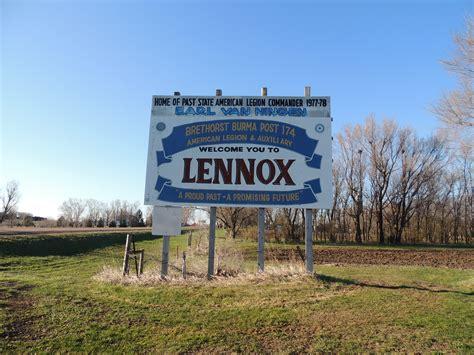 lennox sd homes for sale