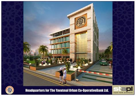 cooperative bank office headquarters of yavatmal co operative bank limited